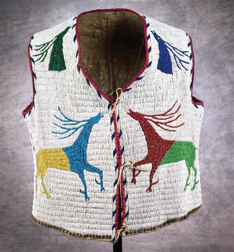 beaded vest american 1000 images about beaded vests on