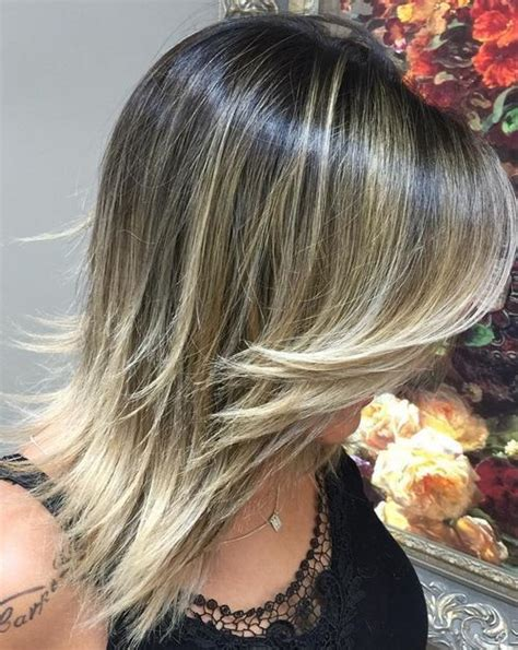 medium length hair with ombre highlights 40 amazing medium length hairstyles shoulder length