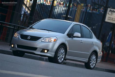 Suzuki Sx4 2006 Suzuki Sx4 Sedan 2006 2007 2008 2009 2010 2011