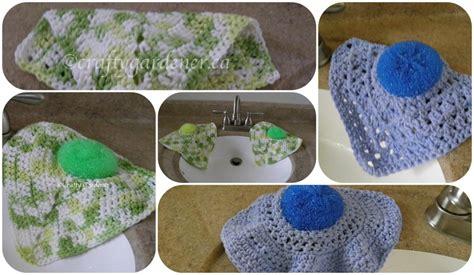 Kitchen Scrubbies by Triangular Scrubbies Craftygardener Ca