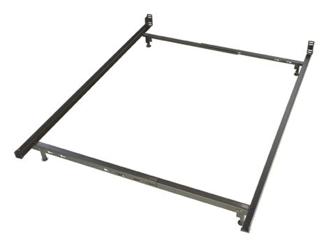 Low Profile Full Size Metal Bed Frame Lower Bed Frame Height