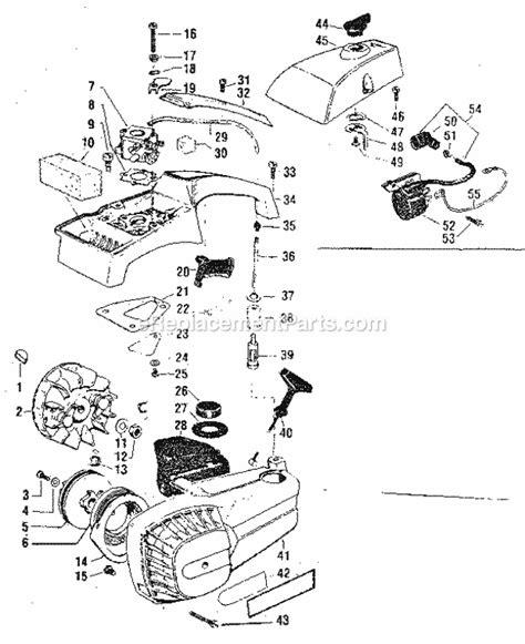 Craftsman 358353690 Parts List And Diagram