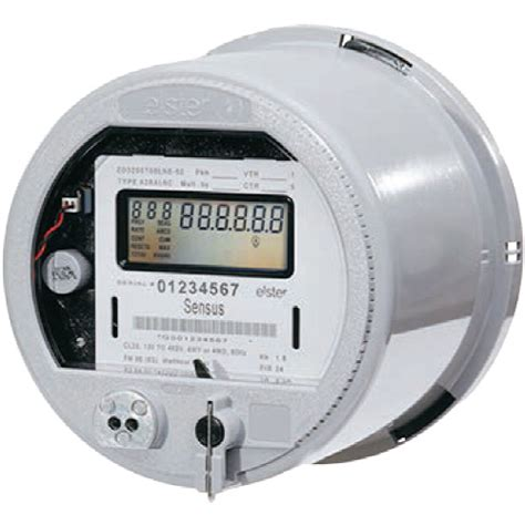 meters to sensus products elster a3 alpha 174 electricity meter