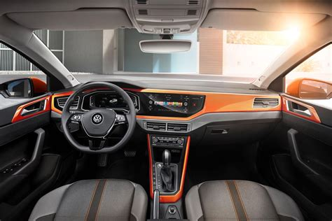 volkswagen polo 2017 interior volkswagen polo 2017 datos y equipamientos cosas de coches