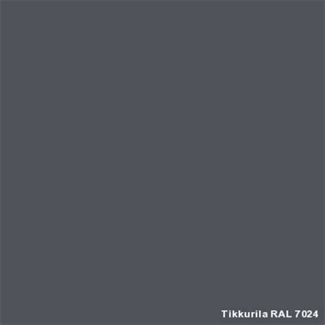 ral 7024 ral classic tikkurila industrial coatings colors ral color cards