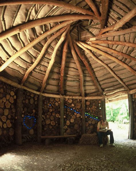 Building A House Floor Plans by Reciprocal Roof Roundhouse Wholewoods