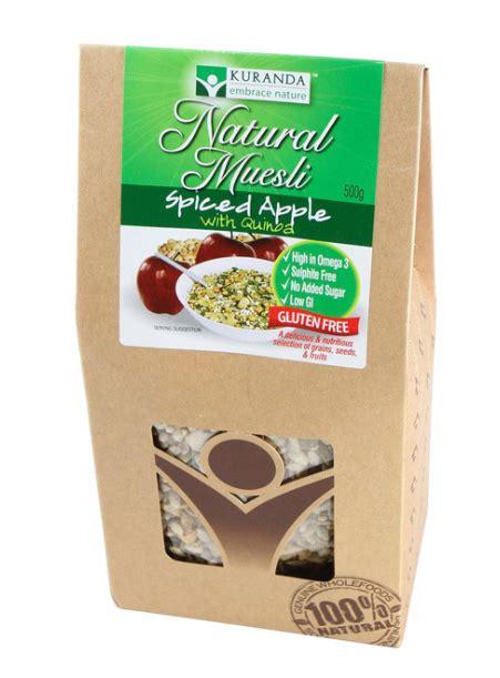 Vegan Muesli Fruit Delight 500 Gr kuranda muesli spiced apple 500g gluten free nature