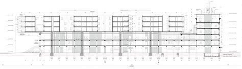section 11 d gallery of docks malraux heintz kehr architects 17