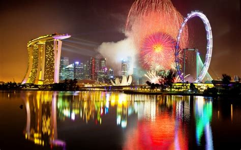 best places in asia to ring in 2015