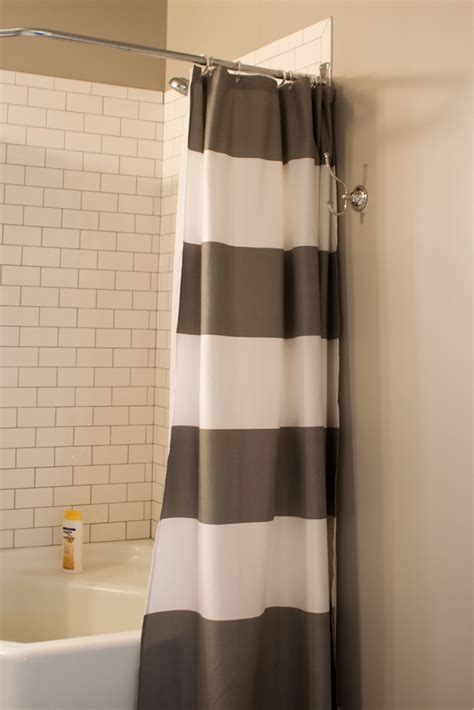 the gray bathroom and a giveaway. » whatever