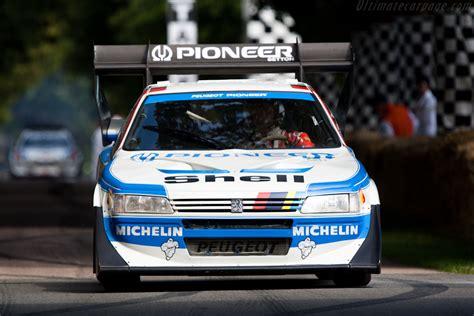 peugeot 405 t16 racing cars