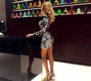 new photos of the famous russian models of victoria lopyreva