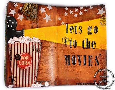close up film journal art journal let s go to the movies clips n cuts