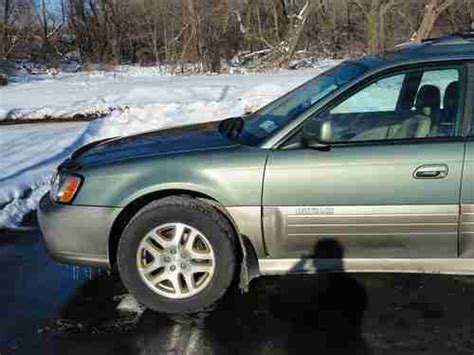 Subaru Outback Gasket by Purchase Used 2003 Subaru Outback Awd Limited Wagon New