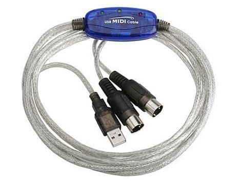 Kabel Midi Usb Yamaha midi to usb cable review