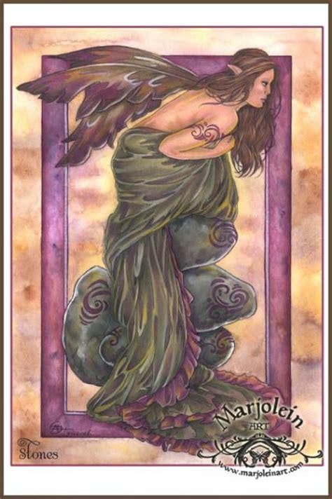 fairy magyk ecards marjolein gulinski stones