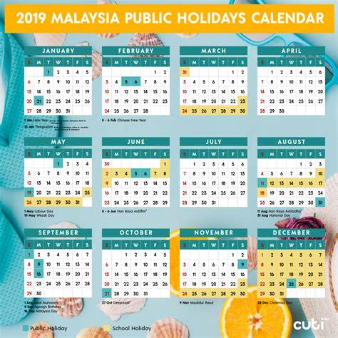 kalendar  malaysia  cuti umum arnamee blogspot
