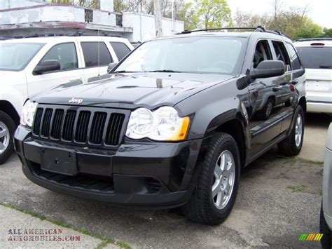 jeep laredo 2009 2009 jeep grand cherokee laredo 4x4 in brilliant black