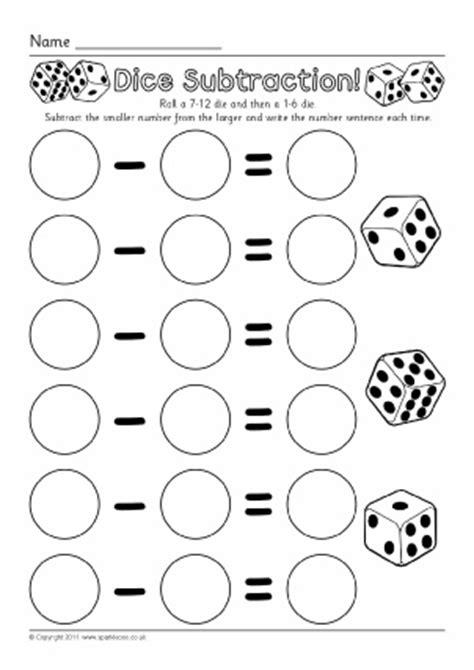 printable subtraction games for kindergarten addition worksheets 187 free addition worksheets reception