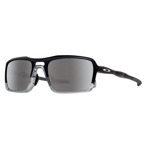 Oakley Sunglass Triggerman A Oo 9314 01 Matte Black oakley triggerman oo9314 iridium s rectangular sport sunglasses ebay