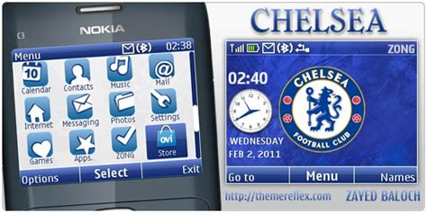 themes nokia x2 manchester united chelsea nokia x2 01 themes hasan baloch