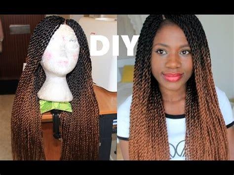 Single braids hairstyle 2015 women