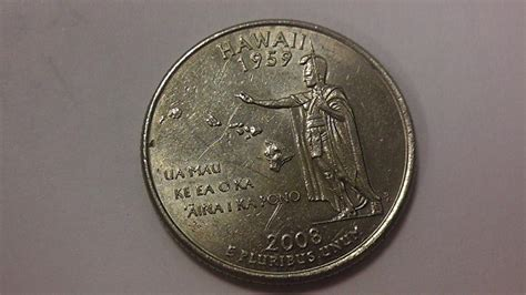 hawaii state quarter errors 2008 hawaii state quarter error nickel coin community forum