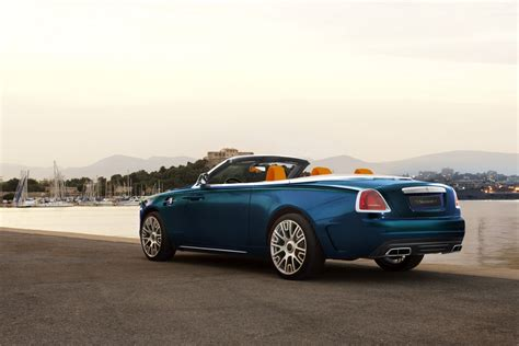 mansory touches up the drop top rolls royce