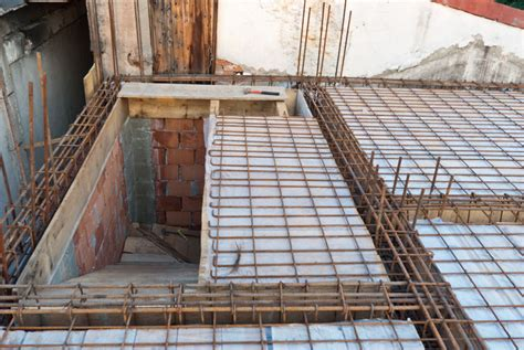 Cinder Block Garage Plans by How To Build A Concrete Ceiling Howtospecialist How To