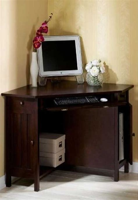 small corner computer desk 23 best small corner computer desk images on