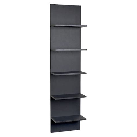 wide column wall shelf target