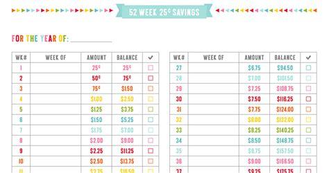 printable calendar tabs free 25 162 savings challenge simple month tabs planner