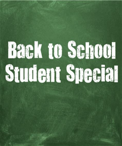 back to school student special tone pilates