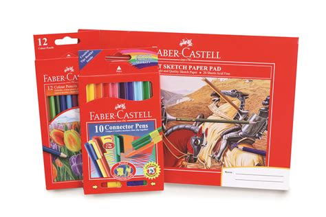 Finger Print Book Faber Castell buy faber castell drawing book connector pen color pencil in uae dubai qatar kuwait o