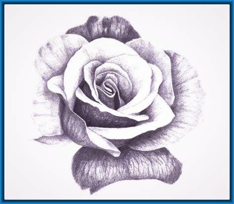 imagenes para dibujar a lapiz de rosas fabulosas imagenes buenas para dibujar variadas