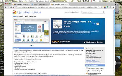 theme editor mac osx 9 google chrome themes for mac osx brand thunder
