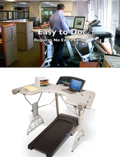 trekdesk treadmill desk images