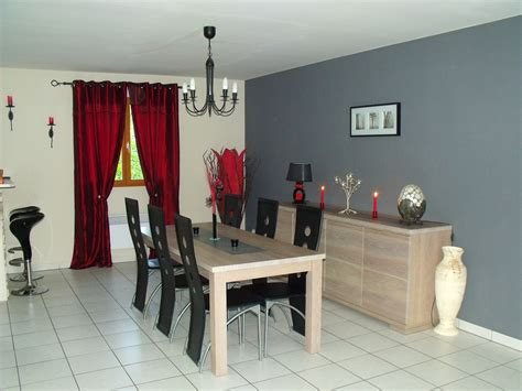 Idee Peinture Salle A Manger by Idee Couleur Peinture Salon Salle A Manger Survl