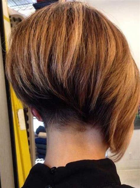 undercut bob hairstyles back view undercut bob hairstyles back view v cut hairstyle with