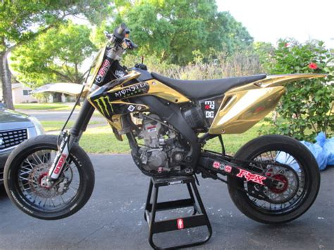 Papan No Crf250 crf250 supermoto race bike crf250r crf 250 honda crf 250r