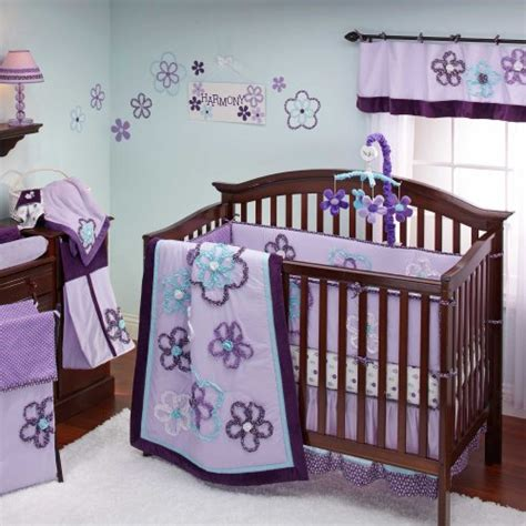 8 Crib Bedding Set by Nojo Harmony 8 Crib Bedding Set Baby Bedding Center