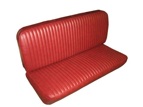 jeep seat upholstery kits 1956 1962 jeep truck front bench seat upholstery kit with