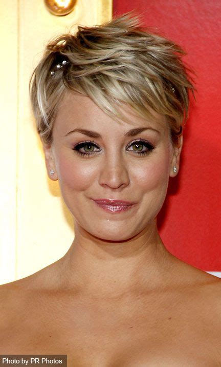 kaley cuoco s short hair short hair don t care 17 best images about hair on pinterest short hairstyles