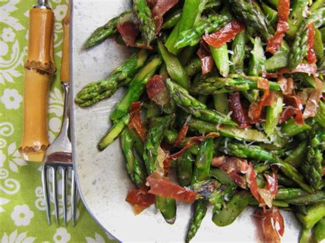 Forward Side Sauted Asparagus With Pancetta by A Prettier Way To Cut Asparagus A Tasty Easter Side Dish