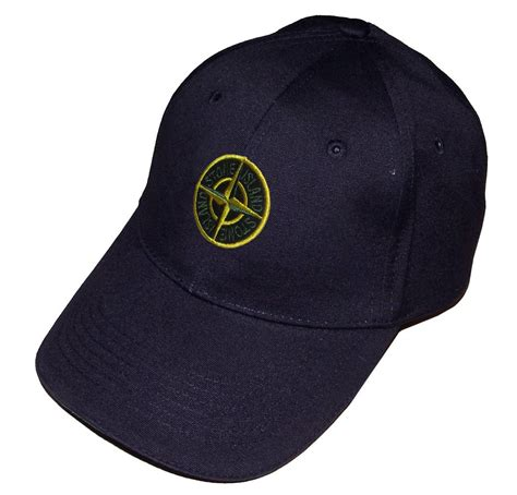 island navy compass logo baseball cap hats from