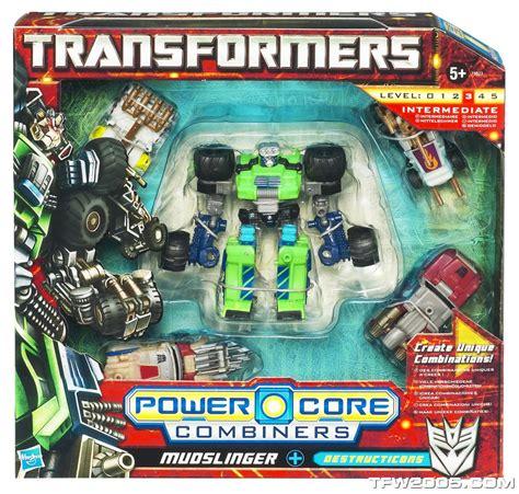 Transformers Pcc Mudslinger mudslinger with destructicons transformers power
