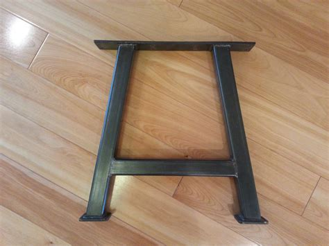 table frames and legs a frame metal bench legs legs steel bench legs