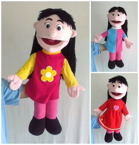 Sale Boneka Tangan 17 best images about marionetas y escenarios on mouths puppets for sale and monsters