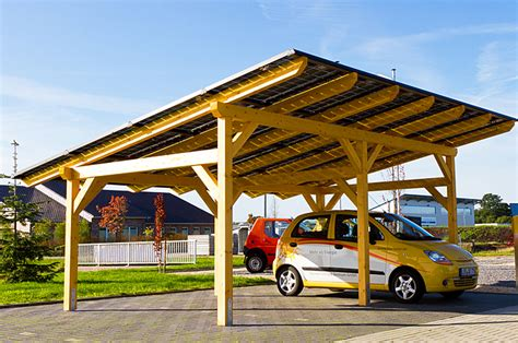 Carport Holzkonstruktion by Holzkonstruktion Carport Carport 2017