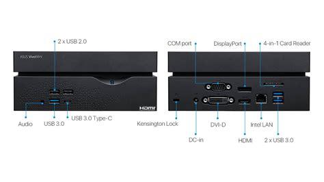 amazon small computer asus vivomini mini pc vc66 b018z amazon ca computers